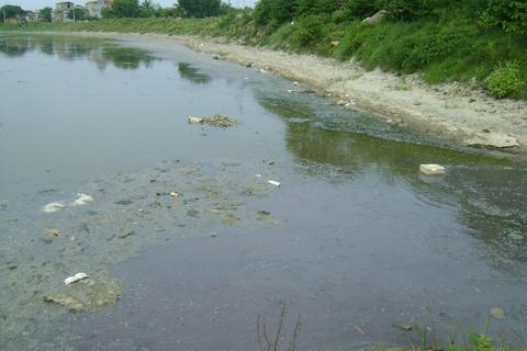 """Lời kêu cứu từ những dòng sông đang bị """"bức tử"""""""