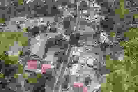 Trí tuệ nhân tạo dự đoán địa điểm sẽ xảy ra dư chấn động đất