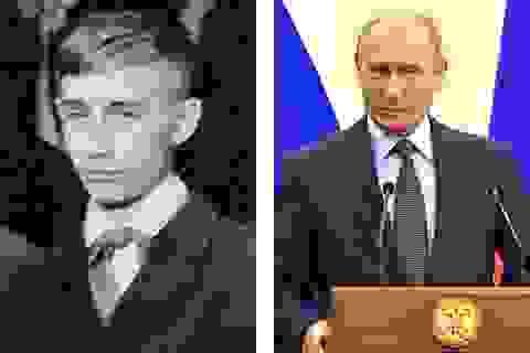 Điều ít biết về thời đi học của các nhà lãnh đạo Nga