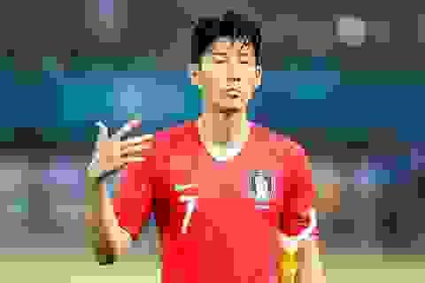 """Son Heung Min: """"Tôi tới Indonesia để giành huy chương vàng"""""""