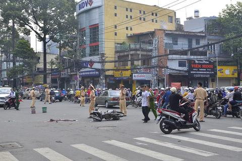 19 người chết vì tai nạn giao thông trong ngày đầu nghỉ lễ