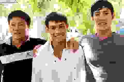 Bị giam oan, 3 thanh niên được bồi thường gần 1 tỉ đồng