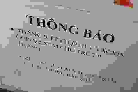 Hết vắc xin 5 trong 1, phụ huynh hoang mang