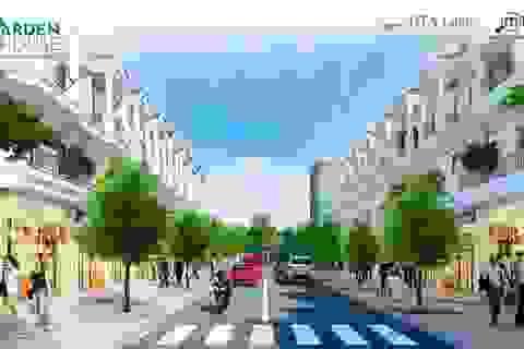 Nhà phố Garden House Bắc Ninh thu hút khách hàng đầu tư