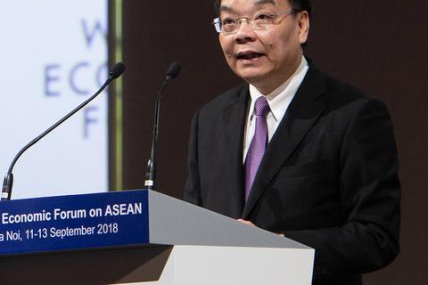 WEF ASEAN 2018: Châu Á sẽ vượt qua Mỹ trong cuộc chiến sáng tạo