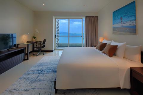 """""""Mục sở thị"""" thiết kế đẳng cấp tại căn hộ nghỉ dưỡng sang trọng bậc nhất Nha Trang"""