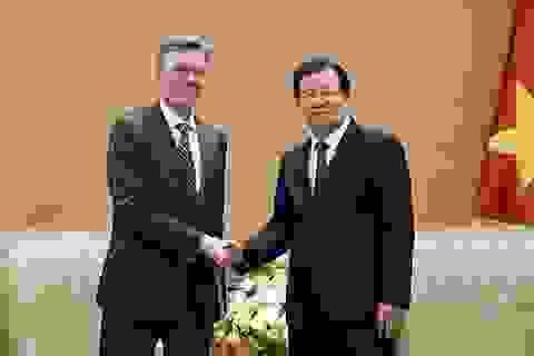Việt Nam có tiếng nói quan trọng trong hoạt động của Ngân hàng hạ tầng Châu Á