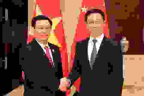 Phó Thủ tướng Việt Nam - Trung Quốc: Nghiêm túc tuân thủ nhận thức chung về Biển Đông
