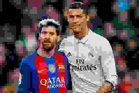 Tevez tiết lộ điểm khác biệt cơ bản giữa C.Ronaldo và Messi