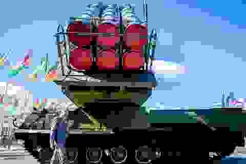 """Uy lực hệ thống phòng không """"thợ săn Tomahawk"""" Buk-M3 của Nga"""