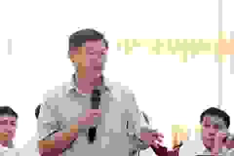 """Phó ban Tuyên Giáo Hà Nội: """"Tôi cũng ăn thịt chó, nhưng rất ít"""""""