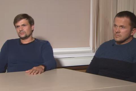 Hai công dân Nga bị cáo buộc đầu độc cựu điệp viên ở Anh lần đầu lên tiếng