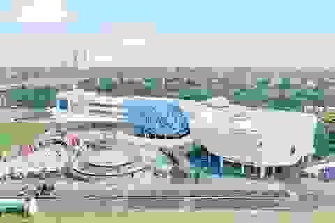 Khuôn viên đại học triệu đô chính thức khánh thành tại khu đô thị Ecopark