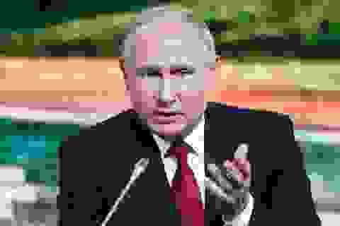 Tổng thống Putin cảnh báo về khoản nợ công 20.000 tỷ USD của Mỹ