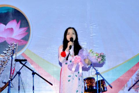 Món quà đặc biệt gửi tặng Myanmar của nữ Đại sứ Việt Nam
