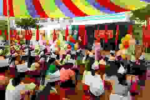 Nghệ An: Hỗ trợ gạo cho hơn 20.000 học sinh trong học kỳ 1 năm học 2018 - 2019