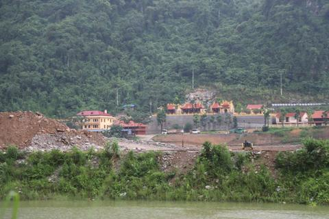 Bộ TN-MT đang làm rõ việc phá rừng đặc dụng Thần Sa để khai thác vàng