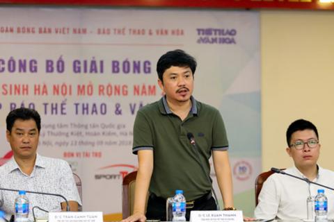 Hơn 200 tài năng nhí tụ hội tại giải bóng bàn học sinh Hà Nội mở rộng