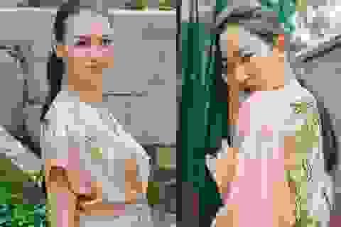 """NTK Thanh Thuý """"thêu"""" váy áo bằng kí ức chong đèn dầu sợ hoa quỳnh… xấu hổ"""
