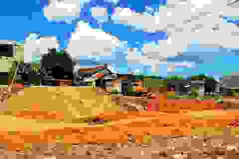 Dân đua nhau lấn đầm xây dựng nhà trái phép tại Bình Định!