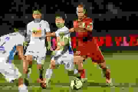 Công Phượng lập cú đúp, HA Gia Lai vẫn thua đội bóng của HLV Miura