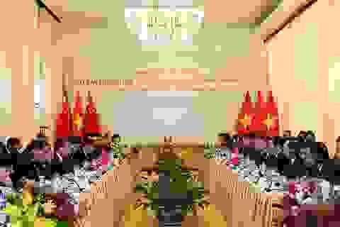 Việt Nam - Trung Quốc thống nhất kiểm soát tốt bất đồng trên biển