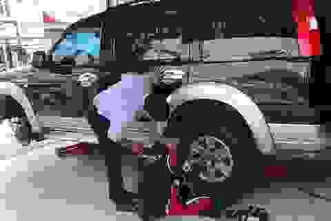 Coi chừng vỏ xe Trung Quốc giá rẻ