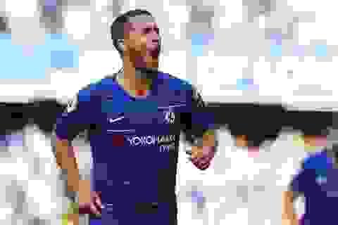 Đội hình tiêu biểu vòng 5 Premier League: Tuyệt vời Hazard!