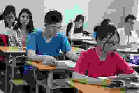 Chống gian lận thi cử: Đề xuất có phách cho bài thi trắc nghiệm
