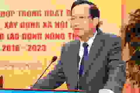 Bộ trưởng Đào Ngọc Dung: 4 lý do khiến BHXH tự nguyện không phát triển