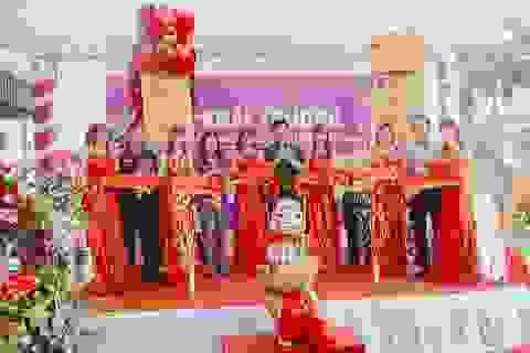 Công ty X20 tưng bừng khai trương showroom chăn ga gối đệm Doublekiss tại Thái Nguyên