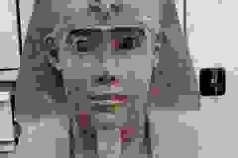 Bảo tồn ngôi đền Ai Cập, phát hiện tượng nhân sư quý hiếm 2.000 năm