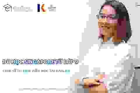 """Hội thảo """"Học Đại học tại Kaplan Singapore khi hết lớp 9 có khó khăn gì""""?"""