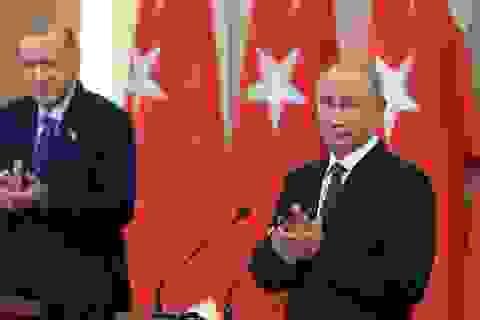 Nga tuyên bố ngừng chiến dịch quân sự nhằm vào Idlib