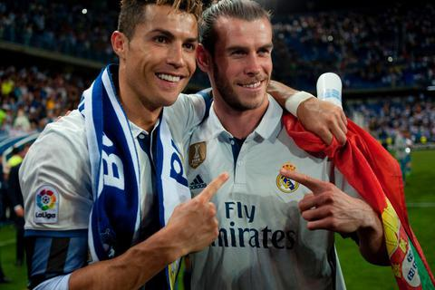 """Gareth Bale: """"C.Ronaldo ra đi, Real Madrid chơi đồng đội hơn"""""""