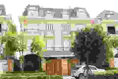 Ưu đãi hấp dẫn cho khách hàng đầu tư biệt thự An Khang
