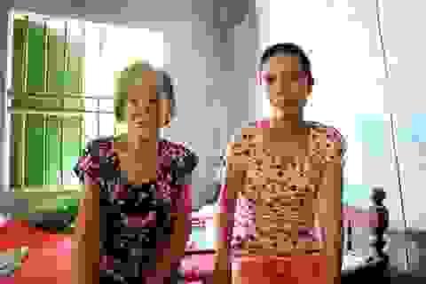 Xót xa người phụ nữ mắc bệnh tim nuôi ba con nhỏ và mẹ già ung thư