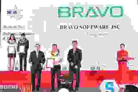 BRAVO: 4 năm liên tiếp vào Top 50 doanh nghiệp CNTT hàng đầu Việt Nam