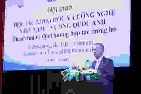 Vương quốc Anh tiếp tục hỗ trợ những hoạt động KH&CN có ý nghĩa cho Việt Nam