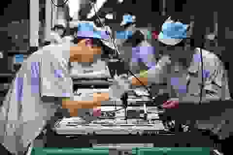 """Miếng bánh gia công 8,6 tỷ USD, doanh nghiệp thuần Việt vẫn cảnh """"chầu rìa"""""""