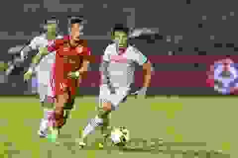 Thắng đậm Sài Gòn FC, đội bóng của HLV Miura gần yên tâm trụ hạng