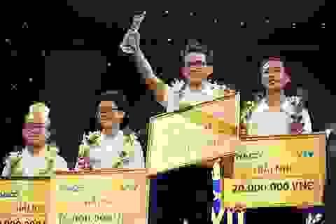 Thành tích học tập đáng ngưỡng mộ của nhà tân vô địch Olympia 2018