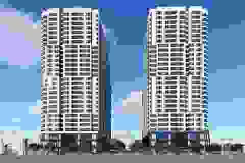 Giao dịch sôi động căn hộ cao cấp 75m2 ở trung tâm Hà Nội chỉ với 1,9 tỷ đồng