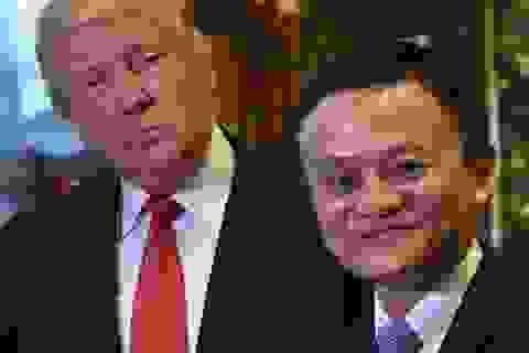 """CEO Jack Ma: """"Alibaba sẽ không tạo 1 triệu việc làm tại Mỹ nữa"""""""