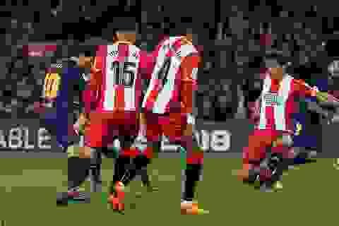 Barcelona tiếp tục toàn thắng ở La Liga sau trận derby xứ Catalonia?