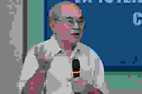 GS Lâm Quang Thiệp: Không nên để các tỉnh chấm thi trắc nghiệm