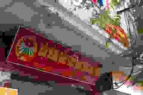 """Chủ tịch Hội Nông dân tỉnh Bình Định chỉ đạo chi tiền Quỹ hội để """"tiếp khách"""""""