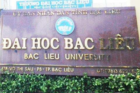 Trường Đại học Bạc Liêu: Xét tuyển bổ sung đợt 3 với 250 chỉ tiêu