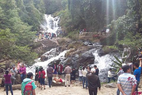 Tạm dừng các tour du lịch mạo hiểm tại thác Datanla Đà Lạt