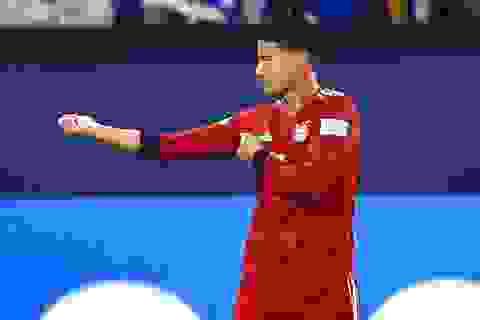 James Rodriguez tỏa sáng giúp Bayern Munich hạ gục á quân Schalke